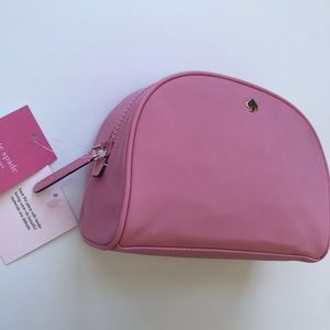 kate spade Bags - Kate spade Pink Dome Cosmetic Bag NEW